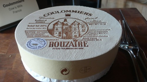 coulemmiers cheese