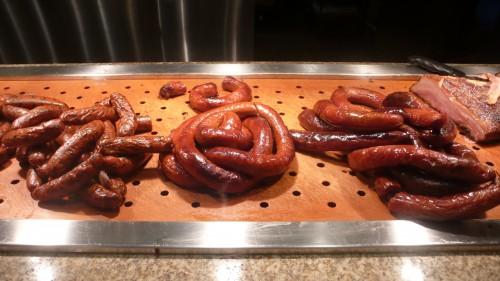 artisinal sausages