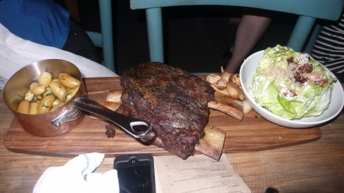 roasted long rib
