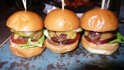 yummy sliders