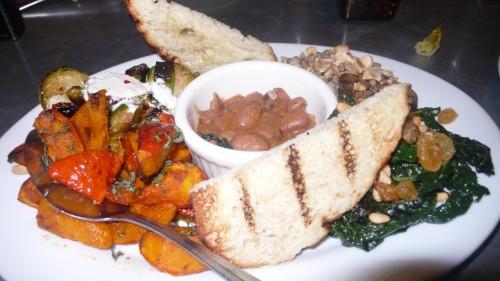 farmers market platter