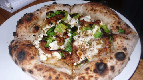 guanciale pizza