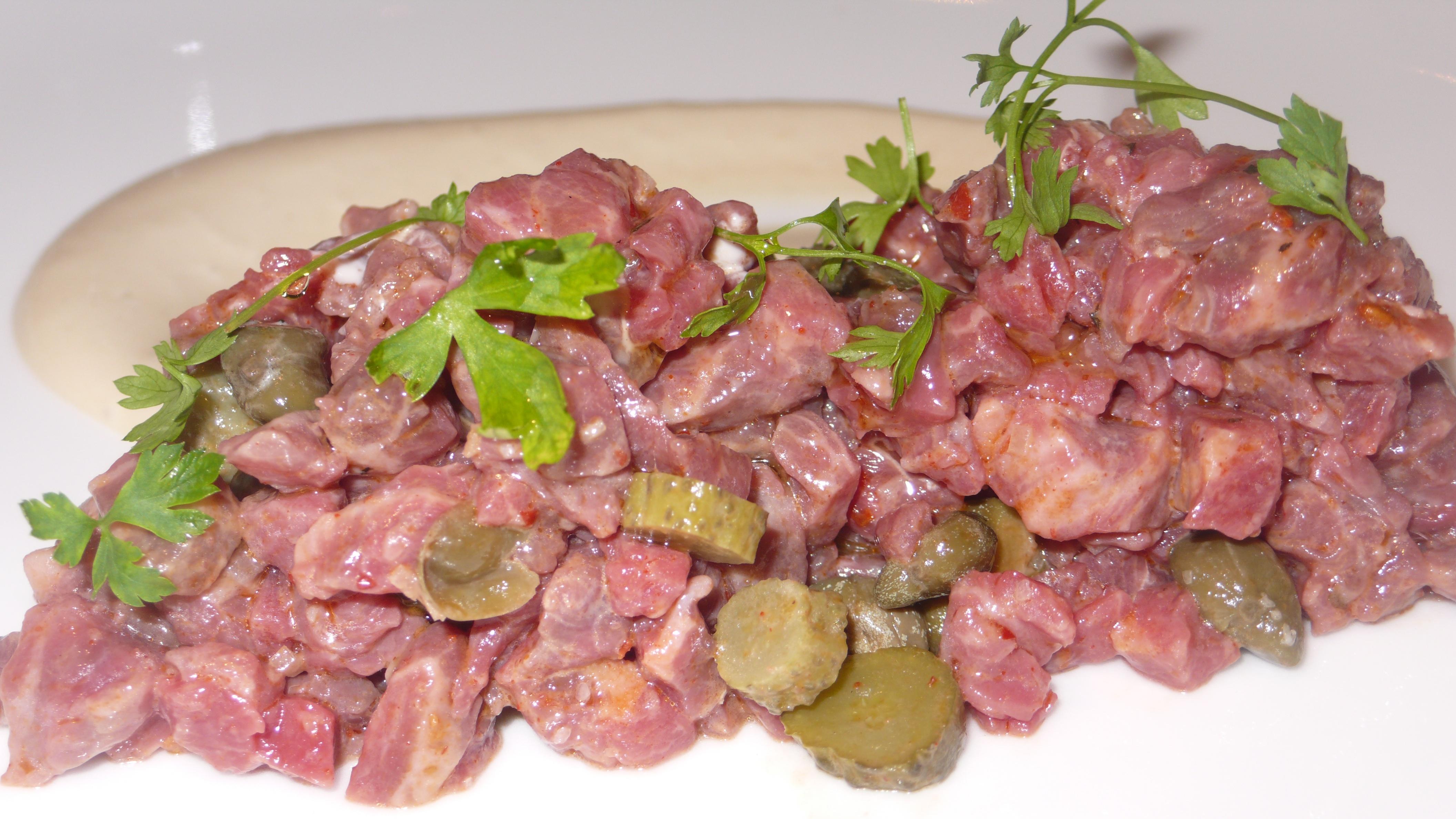 ... steak tartare capital grille french steak tartare steak tartare recipe