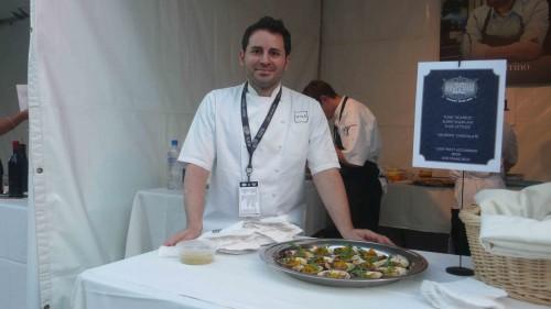 Chef Matt Accarino