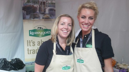 Kerrygold booth