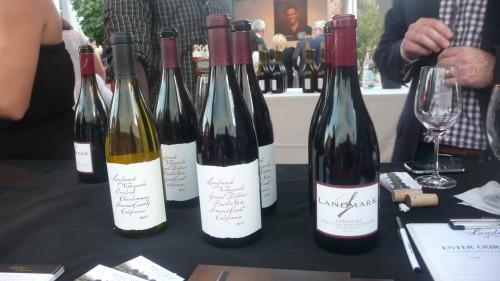 Landmark wines