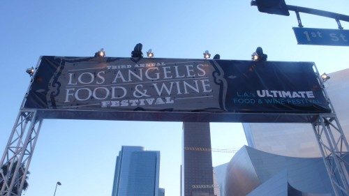 LA Food and Wine Festival