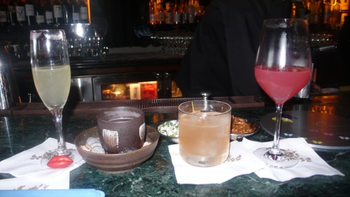 Four new drinks at The Langham Huntington Pasadena